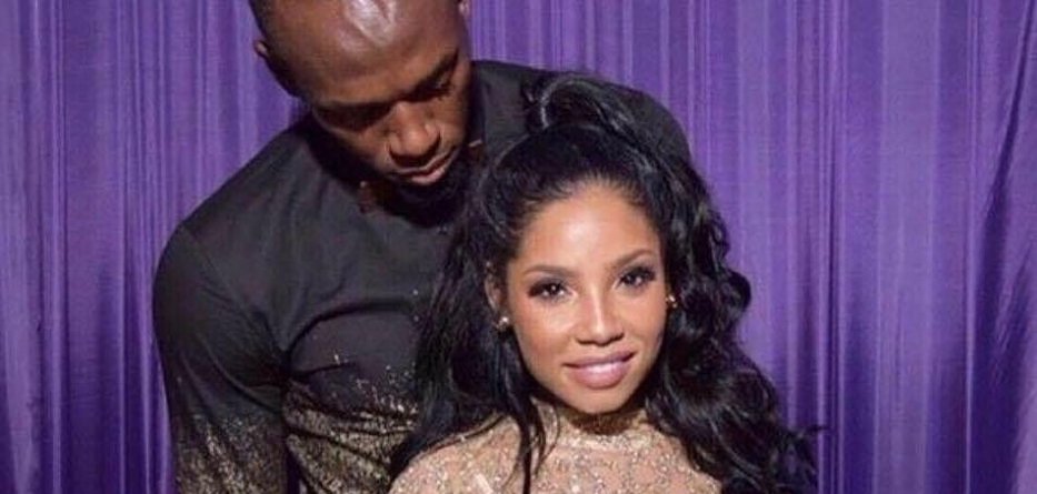 Elle a finalement dit Oui à Usain Bolt !