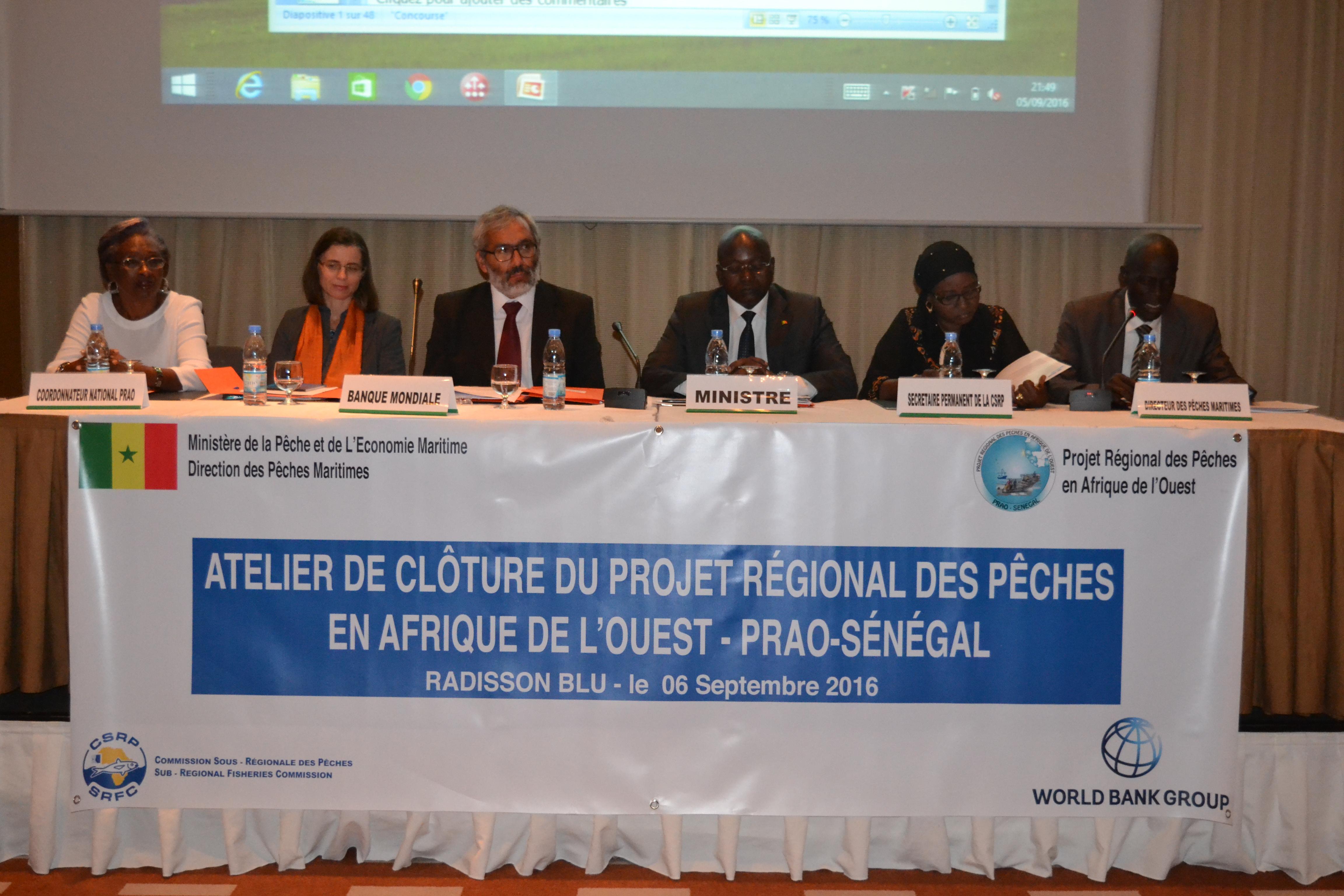 Pêche artisanale : La Banque mondiale inquiète du régime d'accès ouvert à la pêche au Sénégal