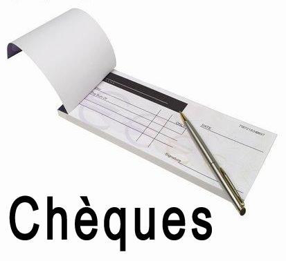 Pour une commission de 75 000 FCFA : Il tente de retirer frauduleusement un chèque au porteur