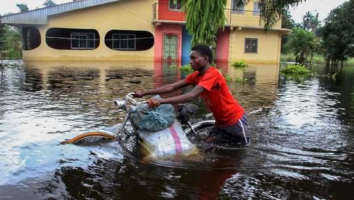 Graves inondations au Niger : 38 morts et 92.000 sans-abris