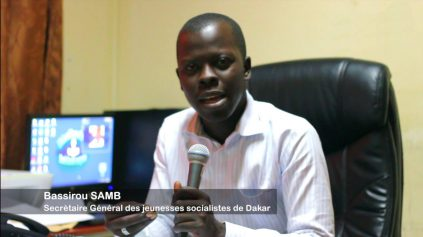 Le Mouvement National des Jeunesses Socialistes répond au « camarade » Moussa Bocar THIAM
