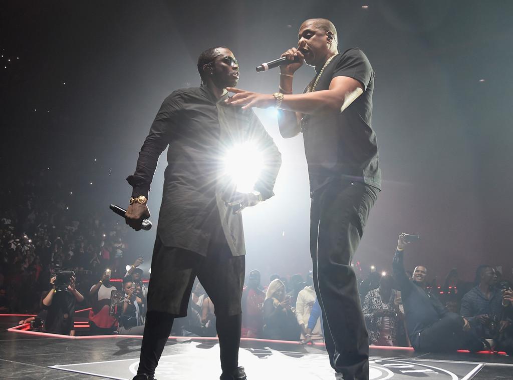 Diddy et Jay Z dominent le palmarès Forbes des rappeurs les mieux payés