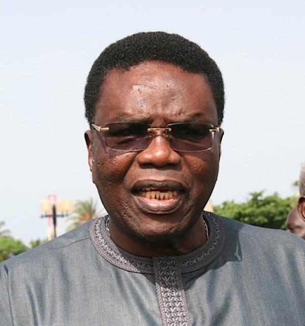 Décès de l'ancien maire de Rufisque, Me M'baye Jacques Diop