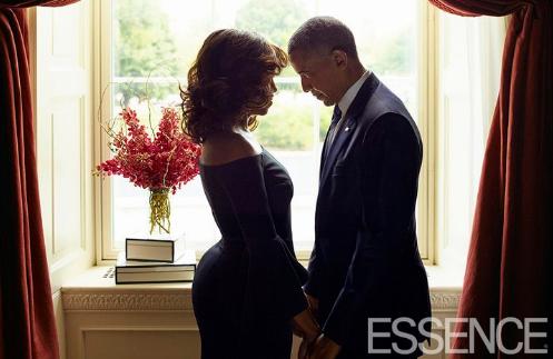 Photos – Barack et Michelle Obama : la une qui fait le buzz