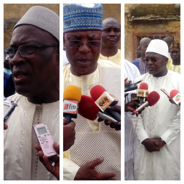Hommage à M'baye Jacques Diop : Les témoignages d'Oumar Guèye, Badara Mamaya Sène et du Général Mamadou Guèye Faye