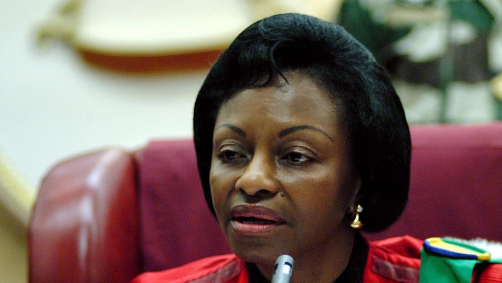GABON : Marie-Madeleine Mborantsuo, la dame qui détient les clés de la crise
