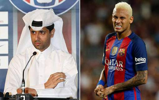 Le PSG avait mis le paquet pour Neymar : 190 millions, jet privé et hôtels de luxe