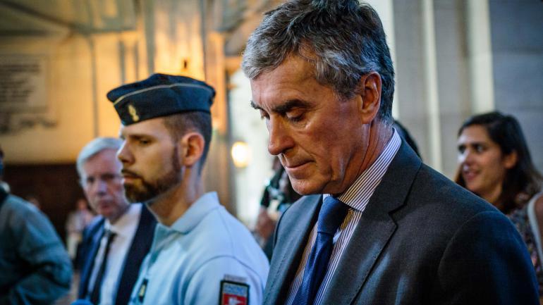 Trois ans de prison ferme requis pour fraude fiscale contre l'ex-ministre Jérôme Cahuzac