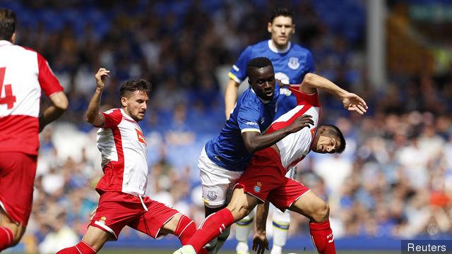Ronald Koeman, coach Everton: « Idrissa Gueye est fantastique »