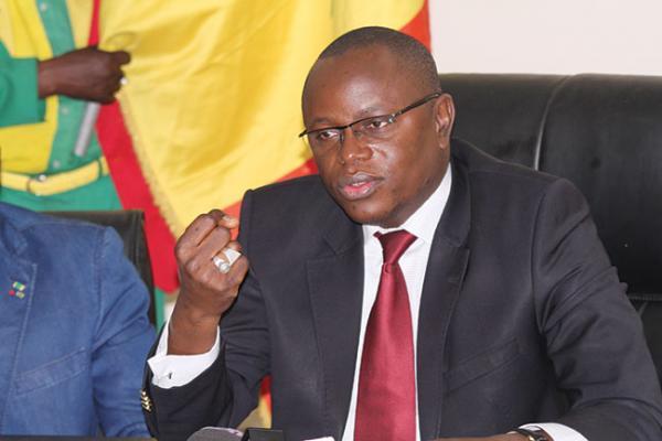 Le ministre des Sports adresse un message de soutien à Pape Ndiaye Souaré