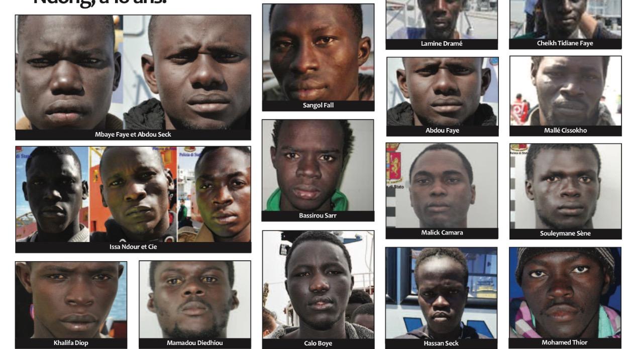 TRAFIC D'ÊTRES HUMAINS EN ITALIE : Arrestations tous azimuts de Sénégalais