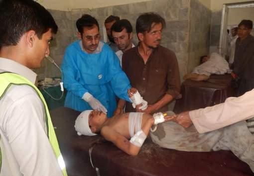 Attentat dans une mosquée au Pakistan, 28 morts
