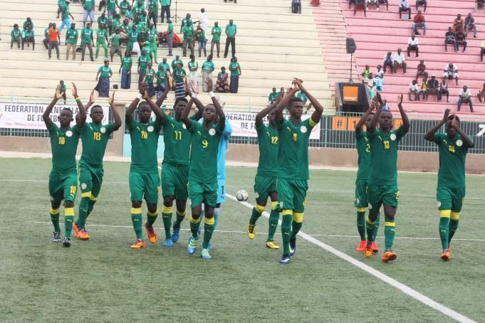 Eliminatoires CAN U17 : les Lionceaux battus à domicile par la Guinée