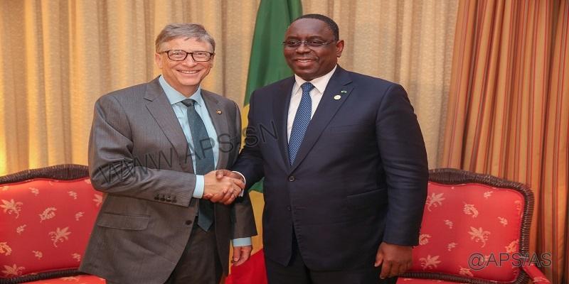 Bill Gates va accompagner la politique de santé au Sénégal