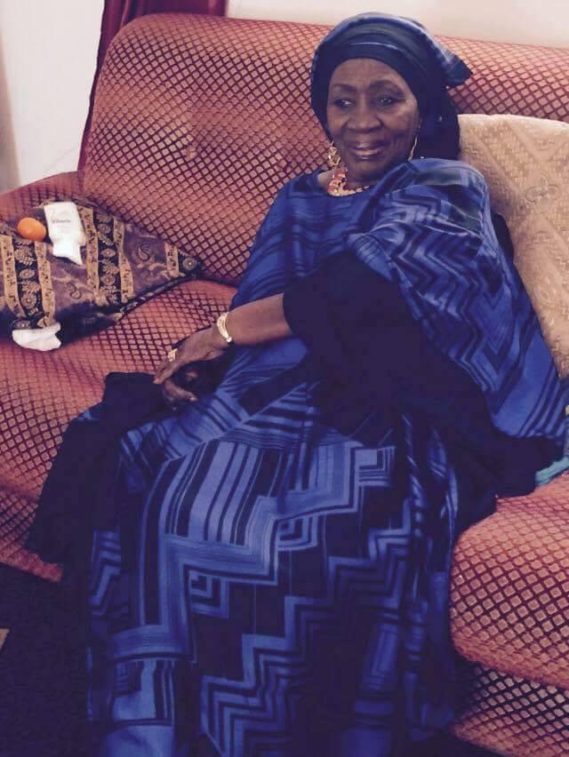 Nécrologie : Oulimata Dia, l'épouse de feu Mamadou Dia a tiré sa révérence.