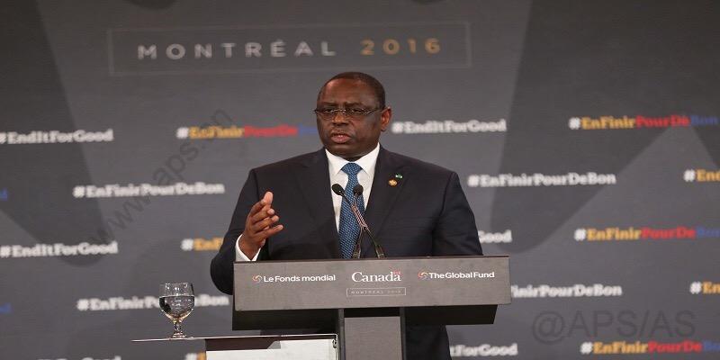 Macky Sall invite les ressortissants sénégalais du Canada à partager leur expertise avec leurs compatriotes