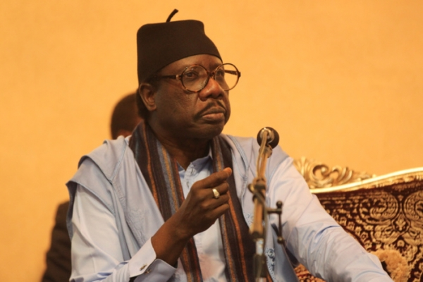 Serigne Moustapha Sy vote Khalifa Sall