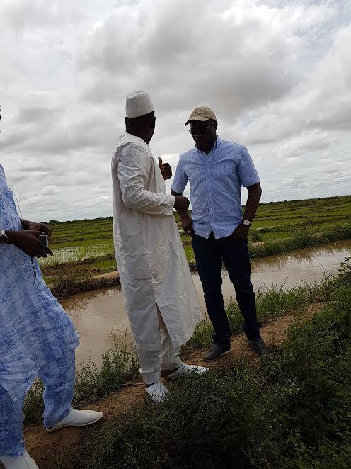 Développement communautaire : Le FONGIP à l'assaut du Fouta