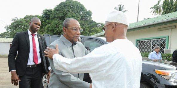 Guinée : Les dessous de la réconciliation entre Alpha Condé et Cellou Dalein Diallo (Jeune Afrique)