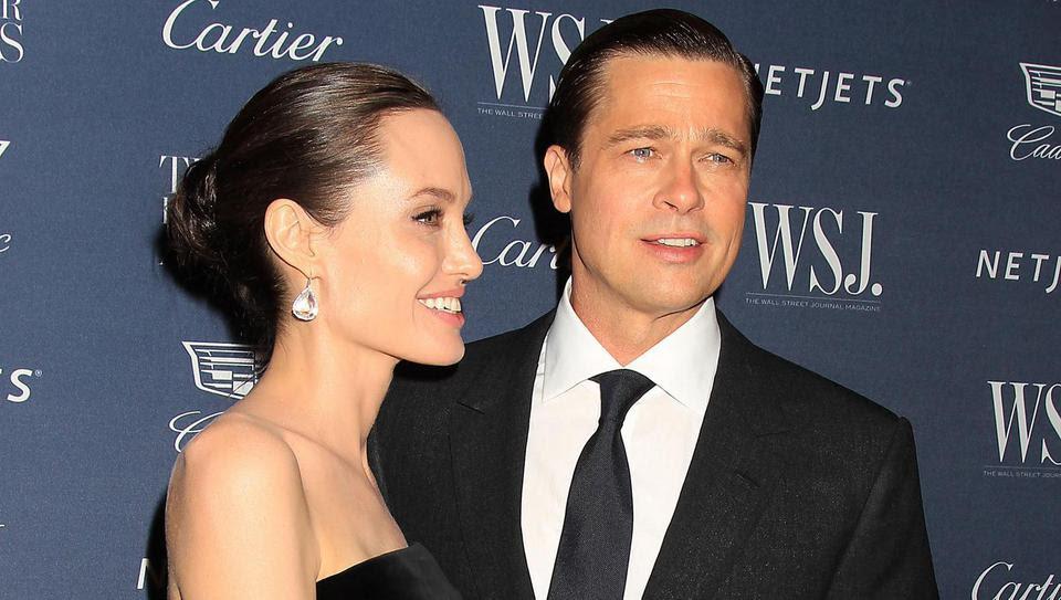Angelina Jolie et Brad Pitt se séparent: elle demande le divorce