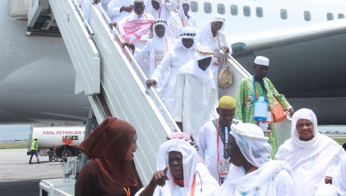 Retour de la Mecque : Les premiers pèlerins sont arrivés ce matin