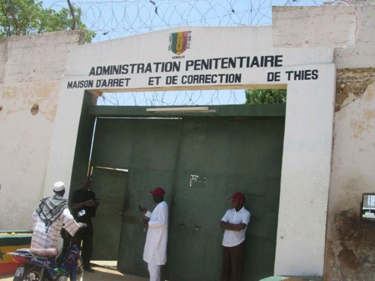 Les détenus de la MAC de Thiès entament une grève de faim