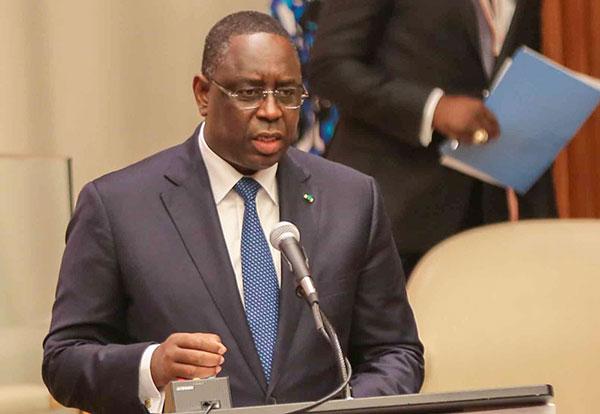 Macky Sall magnifie les réalisations du PUDC