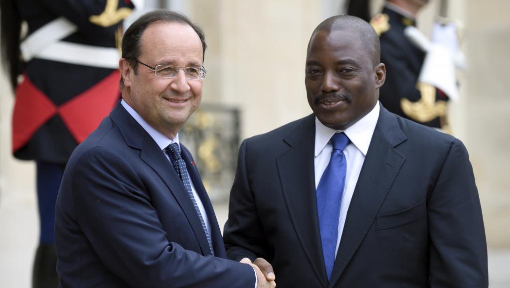 Kinshasa répond à François Hollande : la RDC n'est pas un « département d'outre-mer » français (Jeune Afrique)