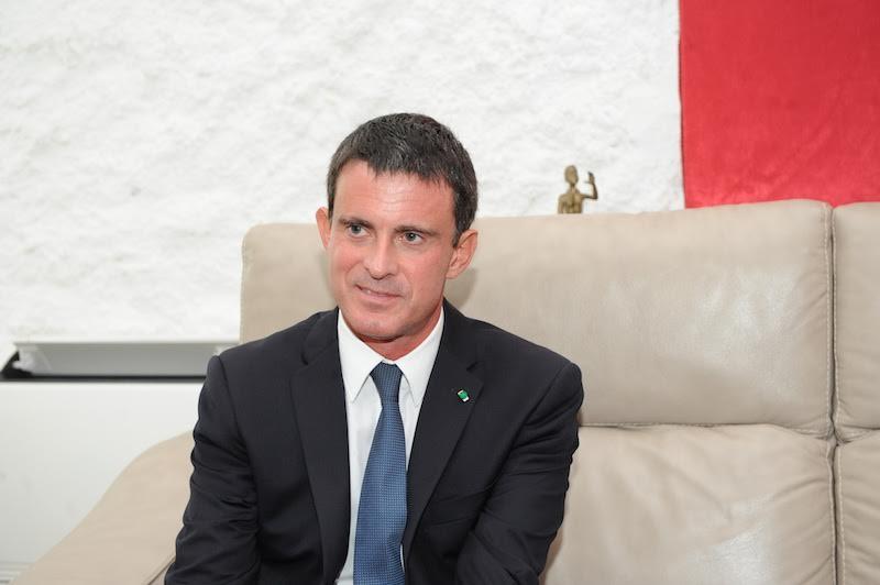 Manuel Valls salue l'apport des entreprises françaises à l'économie sénégalaise