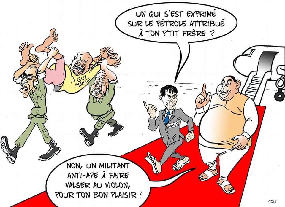 Ça Valls à Dakar... (Odia)