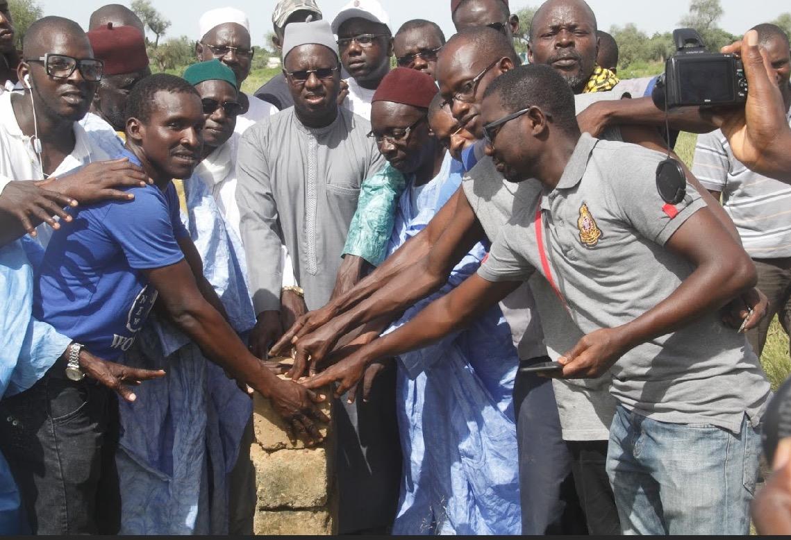 ABDOU KARIM SALL AUX POPULATIONS D'ORKADIÉRÉ : « Ne donnez aucune chance à l'opposition ! »