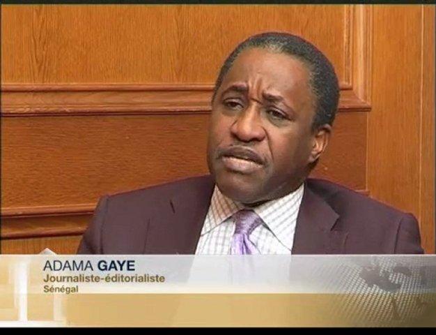 SES AMIS CHINOIS ET LE MARCHÉ DU TRAIN EXPRESS : Pourquoi Adama Gaye s'agite comme un épileptique