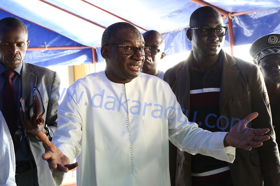 Surpopulation carcérale : Les six mesures de Sidiki Kaba pour juguler le mal