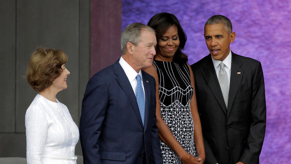 Barack Obama inaugure à Washington un musée dédié à l'histoire afro-américaine