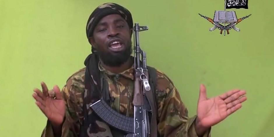 """Nigeria : """"je vais parfaitement bien"""", annonce Shekau, chef de Boko Haram (nouvelle vidéo)"""