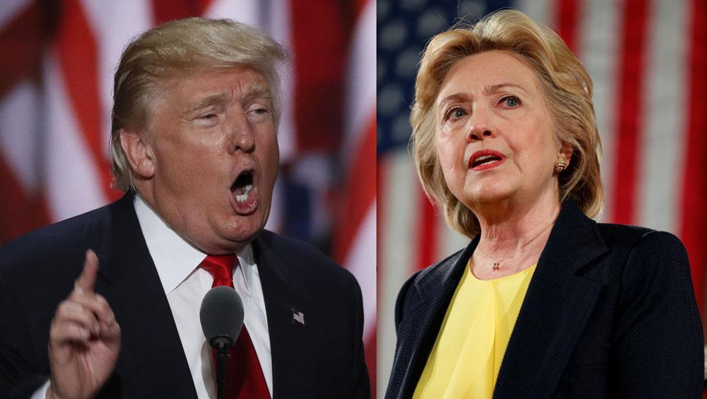 Etats-Unis : premier débat entre Donald Trump et Hillary Clinton