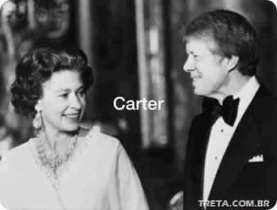 Des images de la Reine d'Angleterre avec plusieurs présidents des USA affolent la toile