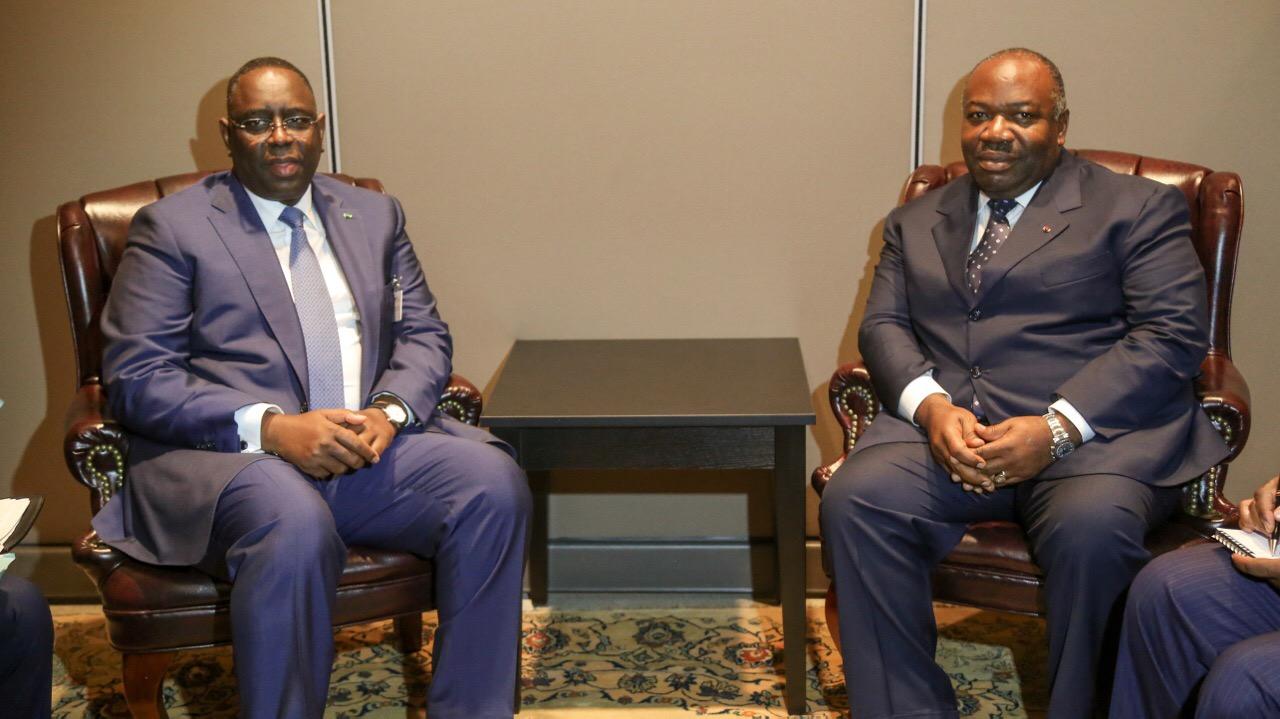 GABON : Le président Macky Sall félicite Ali Bongo