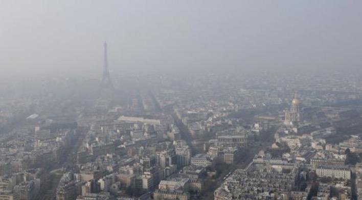 A Paris, les morts de la pollution se comptent par milliers