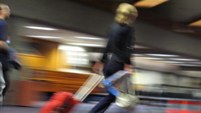 Autriche : Une voyageuse contrôlée avec les intestins de son mari dans sa valise
