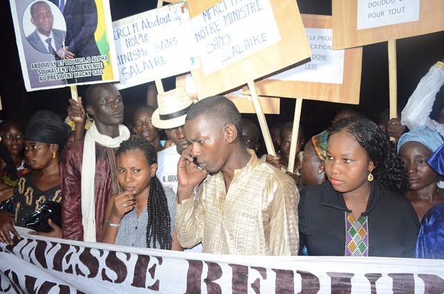 ELECTRICITE RURALE, AMBULANCE POUR UN POSTE DE SANTE, MORGUE, FORAGE : La jeunesse de Doumga Ouro Alpha «porte» Abdoul Ly