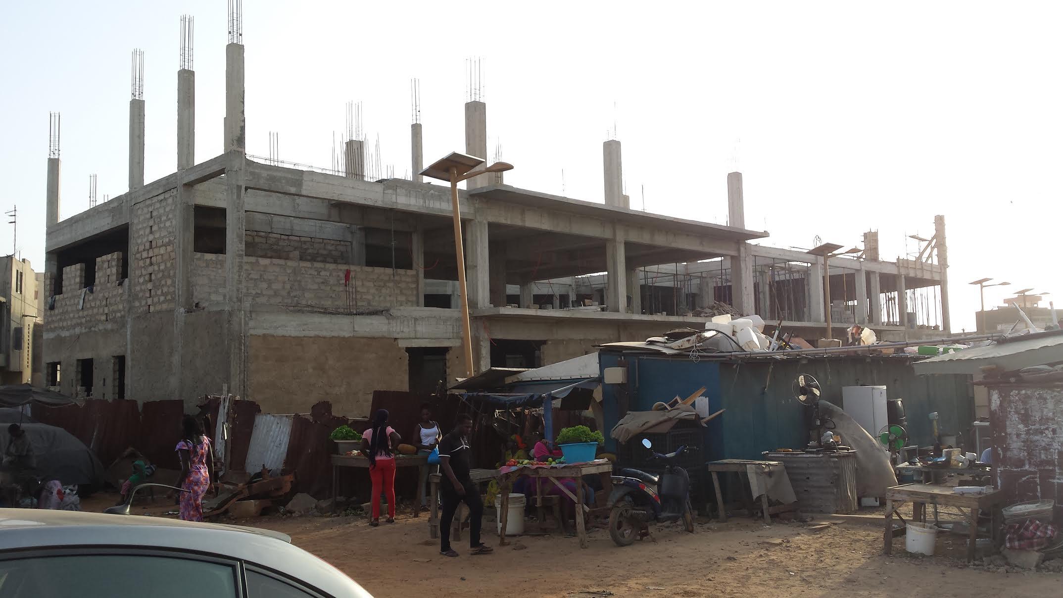 Autorisation du Préfet de Dakar de démolir le marché de Patte d'Oie