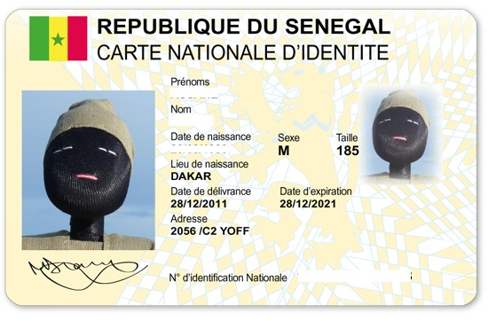 Suspension de la production des cartes nationales d'identité (Ministère)