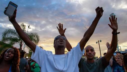 Californie : Un homme noir non armé abattu par la police