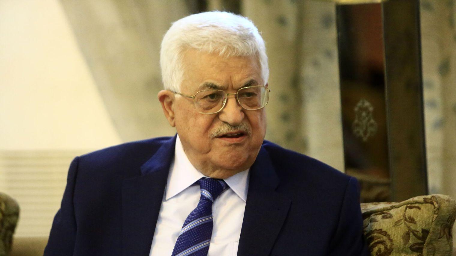 Le président Palestinien Mahmoud Abbas sera présent à l'enterrement de Shimon Peres