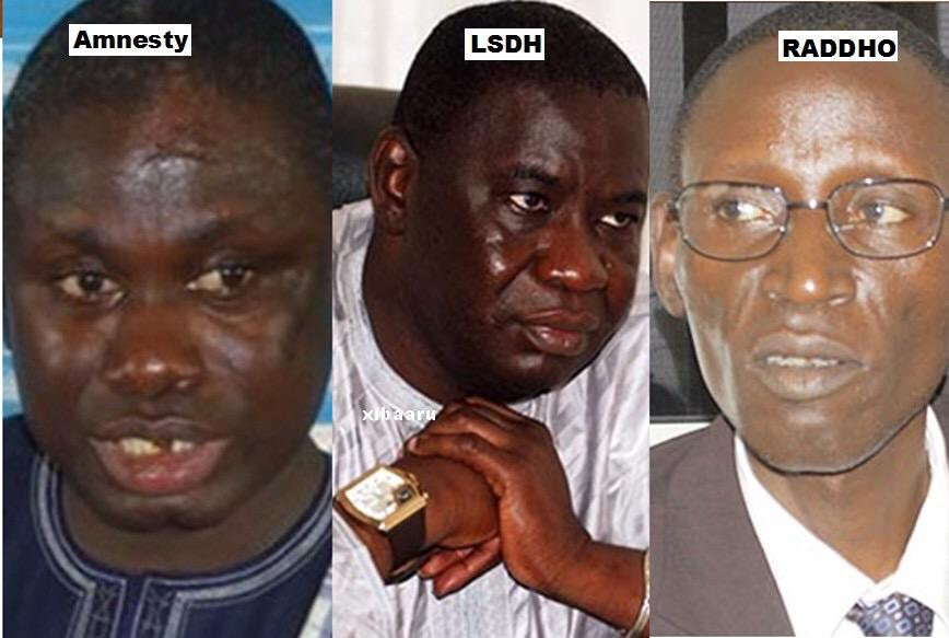 Déclaration de la société civile sur la situation des prisons sénégalaises et les droits des détenus