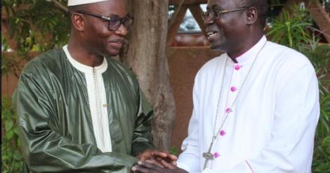 DISCIPLINE ET CULTURE DU BIEN COMMUN : La belle leçon de Mgr Benjamin N4diaye aux agents et usagers de DDD