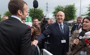 Présidentielle française : Juppé ne veut pas comme Premier ministre de Macron, «ni compétent, ni loyal»