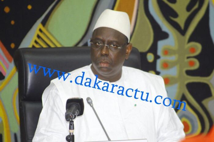 Dernière minute: INJURES CONTRE LE MOURIDISME - Le Président Macky sévit contre Cheikh Sakho