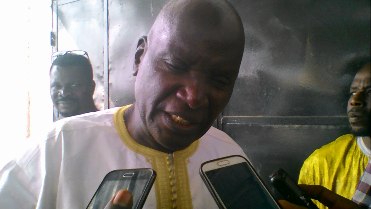 ME ABDOULAYE BABOU, ANCIEN PRÉSIDENT DE LA COMMISSION DES LOIS DE L'ASSEMBLÉE : «Me Ousmane Ngom a joué un rôle néfaste et négatif dans la survenance des événements du 23 juin 2011...»